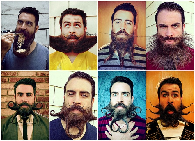что делать когда отпускаешь бороду обряд