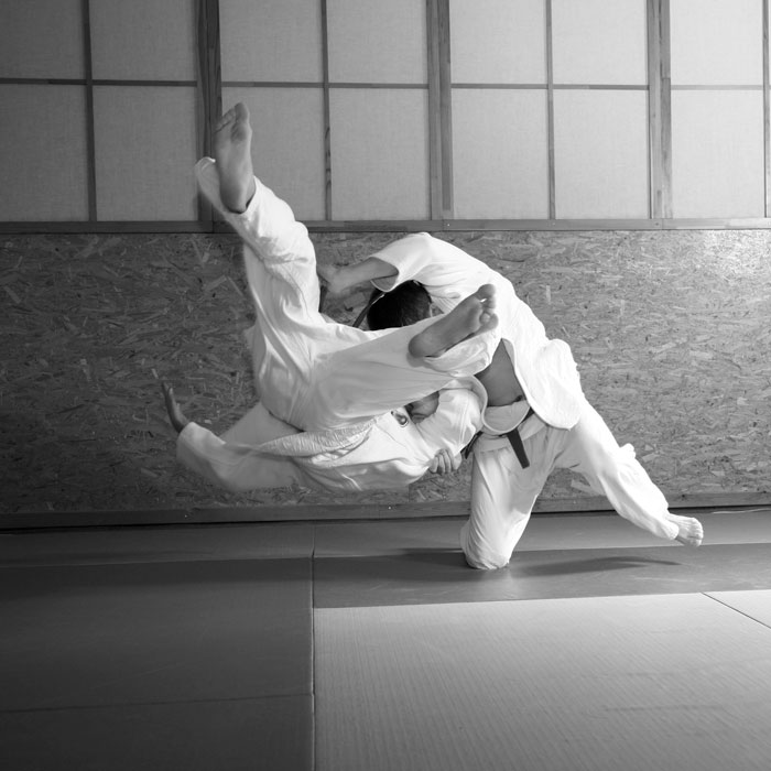 judo in japanese writing