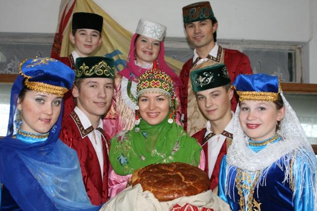 Как по-татарски волга