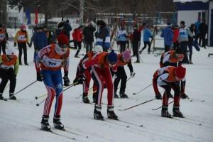 Лыжниые гонки