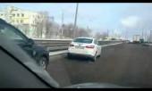 На Пермяковском мосту ДТП