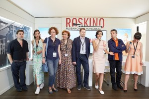 Speakers at the Gala Opening of the Russian Pavilion