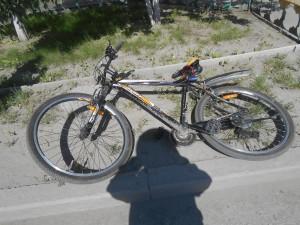 Велосипед в Тюмени на ул.Энергетиков